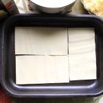 Слой 1: Листы для лазанья