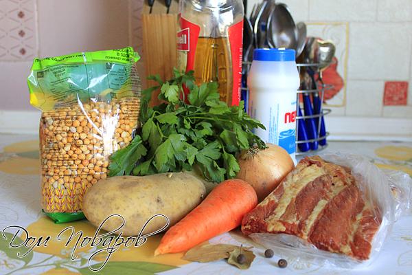 Ингредиенты просты и доступны