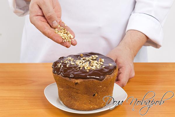 Рецепт шоколадной поливки