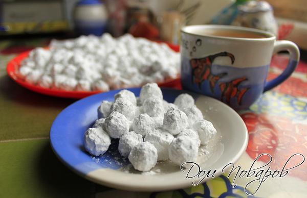 Клюкву в сахарной пудре может любой приготовить в домашних условиях