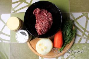 Подготовьте продукты