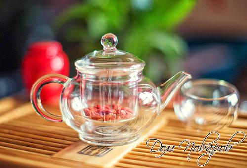 Как правильно пить чай с годжи