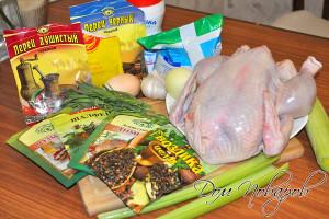 Продукты для приготовления колбасок