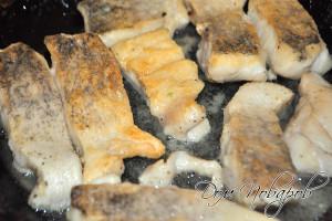 Обжарьте на растительном масле